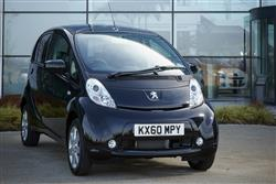 Car review: Peugeot iOn (2011 - 2020)