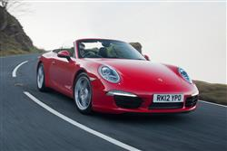 Car review: Porsche 911 Carrera Cabriolet (991 Series) (2011 - 2015)