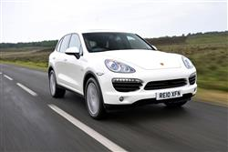 Car review: Porsche Cayenne (2010 - 2014)