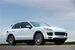 Car review: Porsche Cayenne (2014 - 2017)