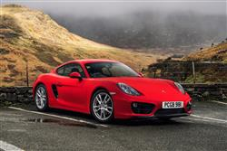 Car review: Porsche Cayman
