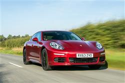 Car review: Porsche Panamera (2013 - 2016)
