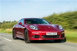 Car review: Porsche Panamera S E-Hybrid (2014 - 2017)