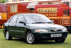 Car review: Proton Persona & Wira (1993 - 2005)