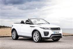 Car review: Land Rover Range Rover Evoque Convertible (2016 - 2019)
