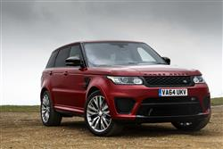 Car review: Land Rover Range Rover Sport (2013 - 2017)