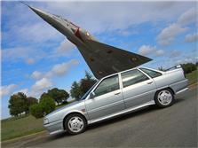 Car review: Renault 21 Turbo (1988 - 1992)