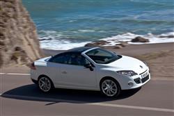 New Renault Megane CC (2010 - 2016) review