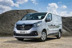 Van review: Renault Trafic van (2014-2019)