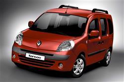 New Renault Kangoo (2009 - 2012) review