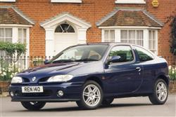 Car review: Renault Megane Coupe (1996 - 2003)