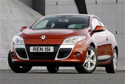 New Renault Megane Coupe (2008 - 2012) review