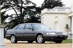 Car review: Rover 800 (1986 - 1999)