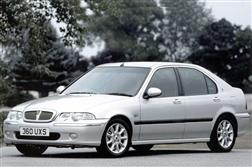 New Rover 45 (1999 - 2005) review