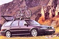 Car review: Rover Tourer (1994 - 1999)
