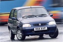 New Rover Metro / 100 (1980 - 1998) review