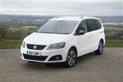 Car review: SEAT Alhambra (2010 - 2020)