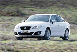 Car review: SEAT Exeo (2009 - 2013)