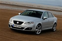 New SEAT Exeo (2009 - 2013) review