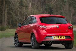 Car review: SEAT Ibiza (2012 - 2015)