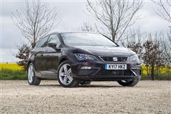 Car review: SEAT Leon SC (2013 - 2017)