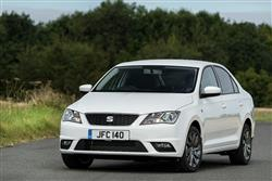Car review: SEAT Toledo (2012 - 2019)
