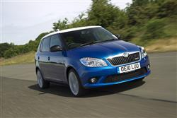 Car review: Skoda Fabia vRS (2010 - 2014)