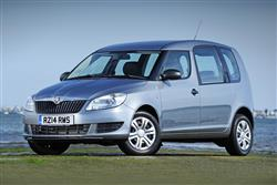 Car review: Skoda Roomster (2010 - 2015)