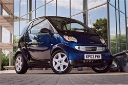 Car review: Smart City Coupe & Fortwo Coupe (2000 - 2007)