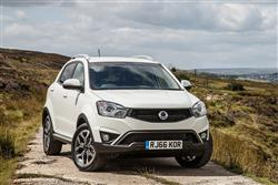 Car review: SsangYong Korando (2015 - 2017)