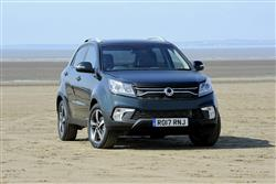 Car review: SsangYong Korando (2017 - 2019)