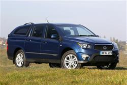 Car review: SsangYong Korando Sports (2012 - 2016)
