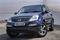 Car review: SsangYong Rexton W (2013 - 2015)