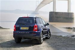 New SsangYong Rexton W (2013 - 2015) review