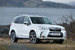 Car review: Subaru Forester (2013 - 2015)