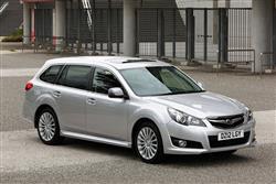 New Subaru Legacy Tourer (2009 - 2014) review