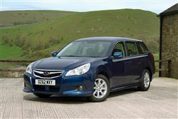 Car review: Subaru Legacy Tourer (2009 - 2014)