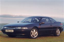 Car review: Subaru SVX (1992 - 1996)