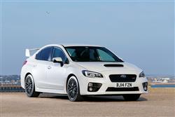 Car review: Subaru WRX STI TYPE UK (2013 - 2020)