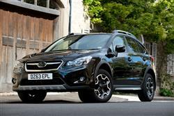 Car review: Subaru XV (2013 - 2015)