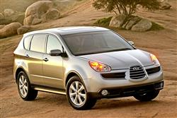 Car review: Subaru B9 Tribeca (2006 - 2009)