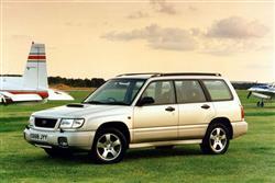 Car review: Subaru Forester (1997 - 2002)