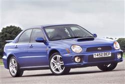 Car review: Subaru Impreza (2000 - 2007)