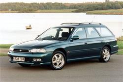 Car review: Subaru Legacy (1989 - 1998)