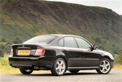 Car review: Subaru Legacy (2003 - 2009)