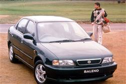 Car review: Suzuki Baleno (1995 - 2002)