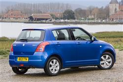 Car review: Suzuki Swift (2005 - 2010)