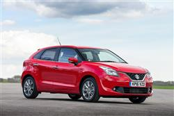 Car review: Suzuki Baleno (2016 - 2020)