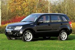 New Suzuki Grand Vitara SZ (2009 - 2015) review
