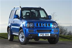 Car review: Suzuki Jimny (1998 - 2018)